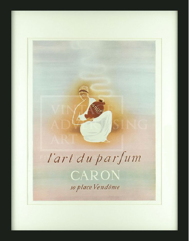 Caron The Art of Parfume