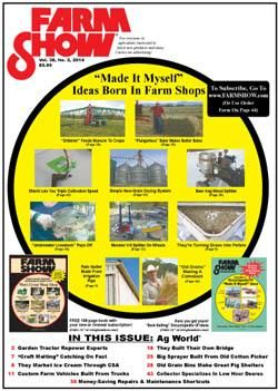 Farm Show - Magazine full of specialty products and projects from farmers, DIYs, survivalists, tinkerers, etc. Subscription gets you access to 38 years worth of articles. Hands down the best subscription I ever bought!