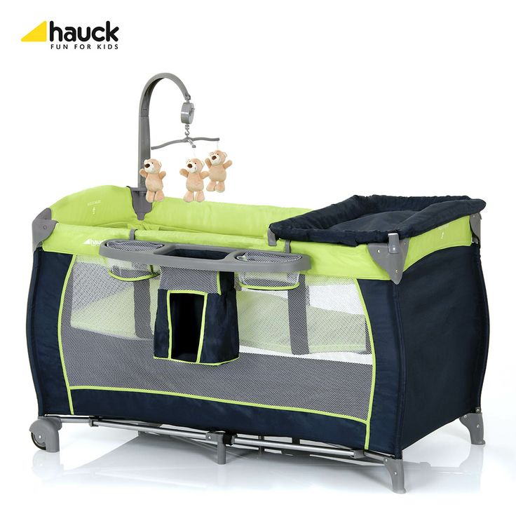 Patutul Hauck Babycenter este alegerea ideala pentru bebelusul dumneavoastra si este indicat a fi folosit inca din primele zile ale celui mic, fiinda dotat cu tot ceea ce este necesar ingrijirii sale. Patuturile Hauck dispun de saltelute pentru infasat, cutii si buzunare pentru depozitare , carusel muzical si geanta pentru transport.