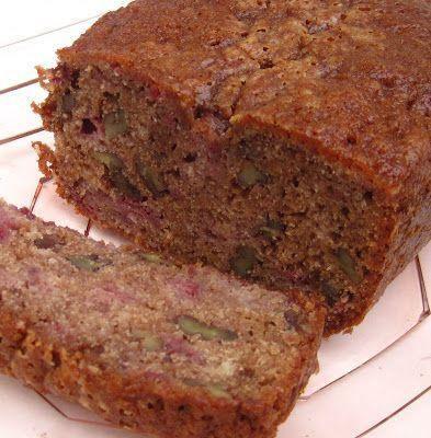 Strawberry bread from Miss Daisy's tea room in Nashville, TN