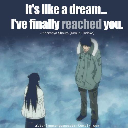 kazehaya and sawako relationship quotes