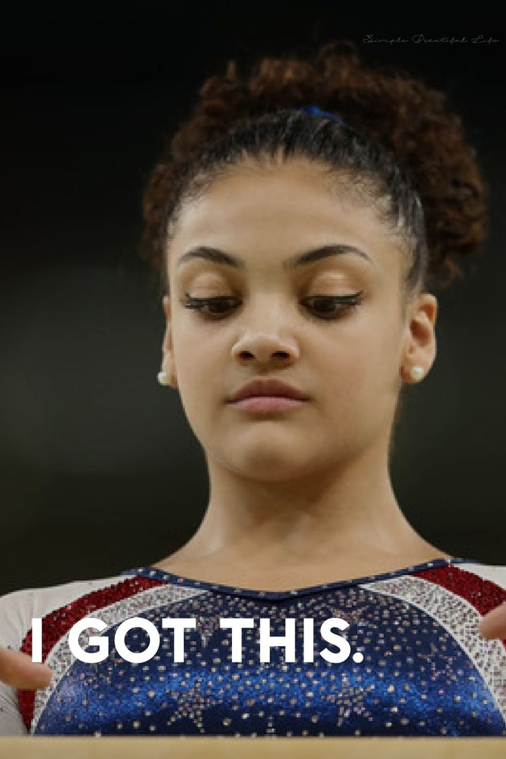 Laurie Hernandez I Got This | Gym Thoughts | www.simplebeautifullife.net