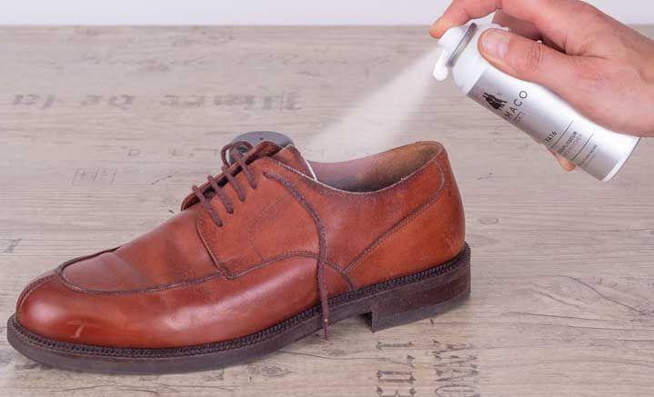 ad976eeda0a4c Dehnungsspray gegen drückende Stellen im Schuh