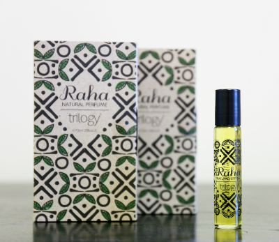Introducing Raha… Meaning 'joy' in Swahili, Raha Natural Perfume has also been created to support our continued partnership with So They Can, a charity educating and empowering Kenyan and Tanzanian communities.
