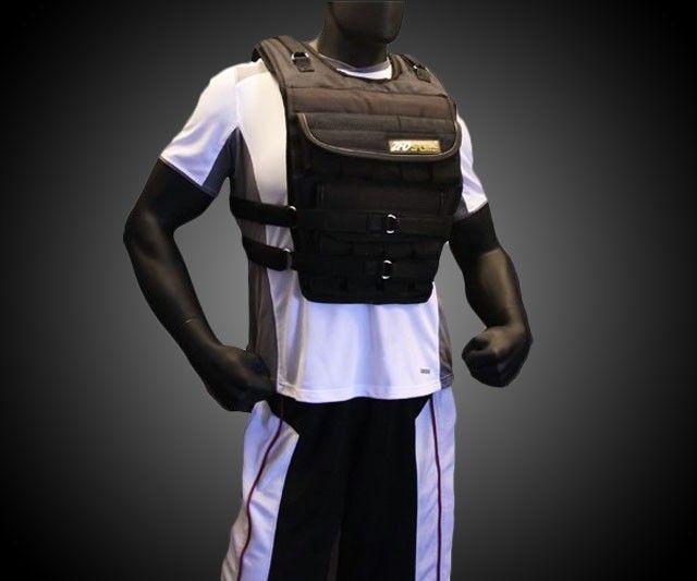 140-Pound Adjustable Weighted Vest