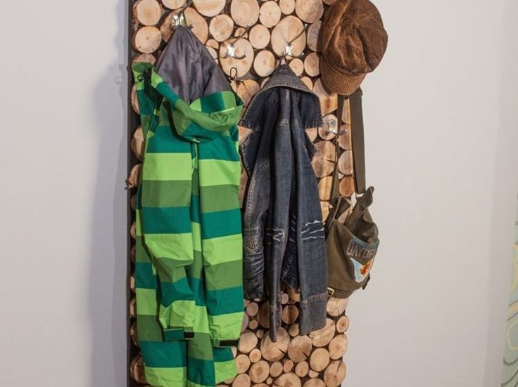 1000+ ideas about Selber Bauen Garderobe on Pinterest ... : garderob rohr : Garderob