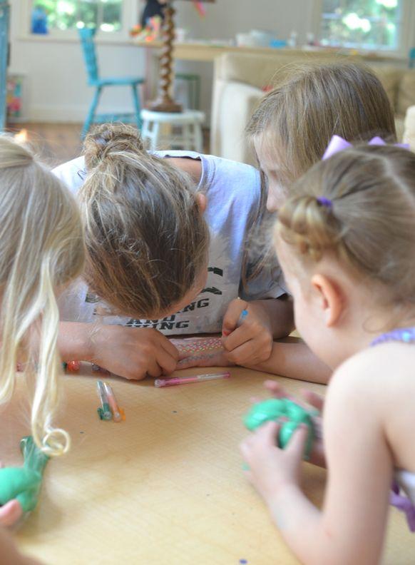 Henna Hands by Kids