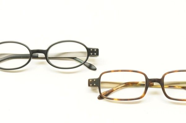 Lunor Four Rivets PROTOTYPE oval&square | ponmegane