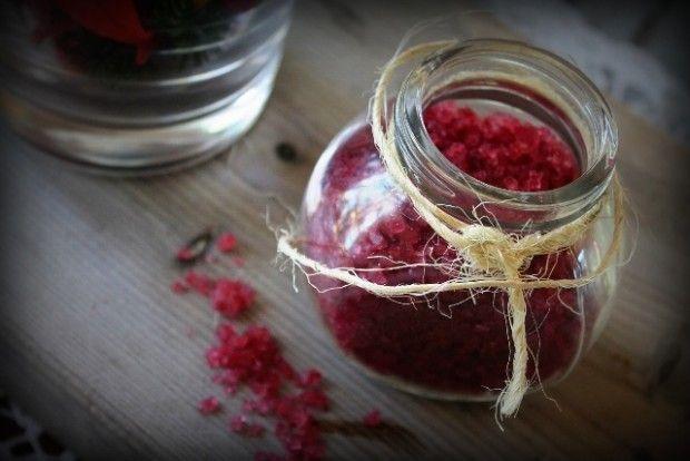 Punaviinisuola on erinomainen lahjaidea ja tuliainen.