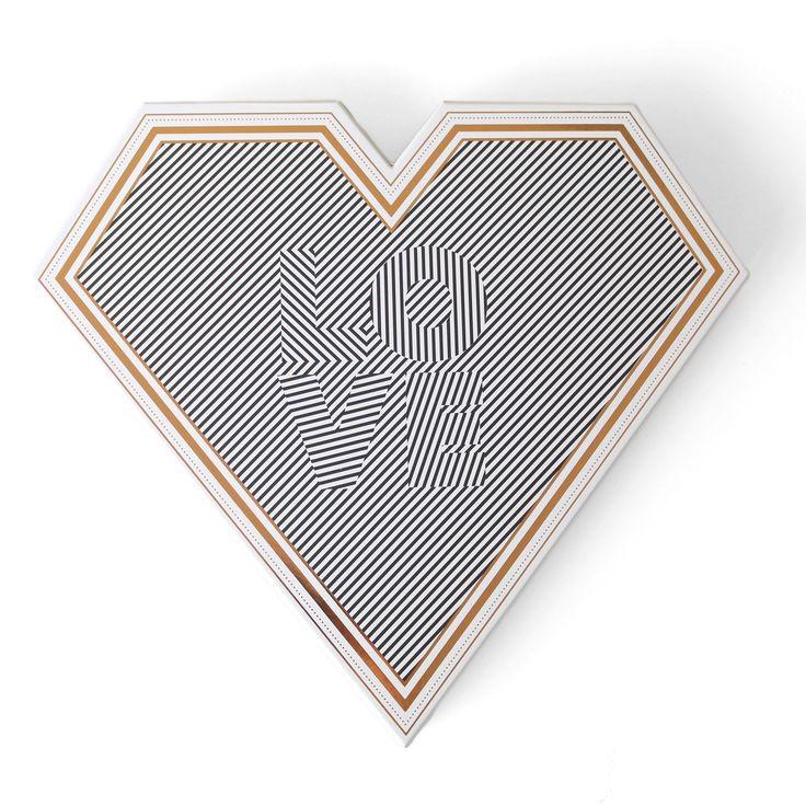 Valentine's Truffles Heart - Truffles - Compartes Chocolatier Gourmet Chocolate - 3