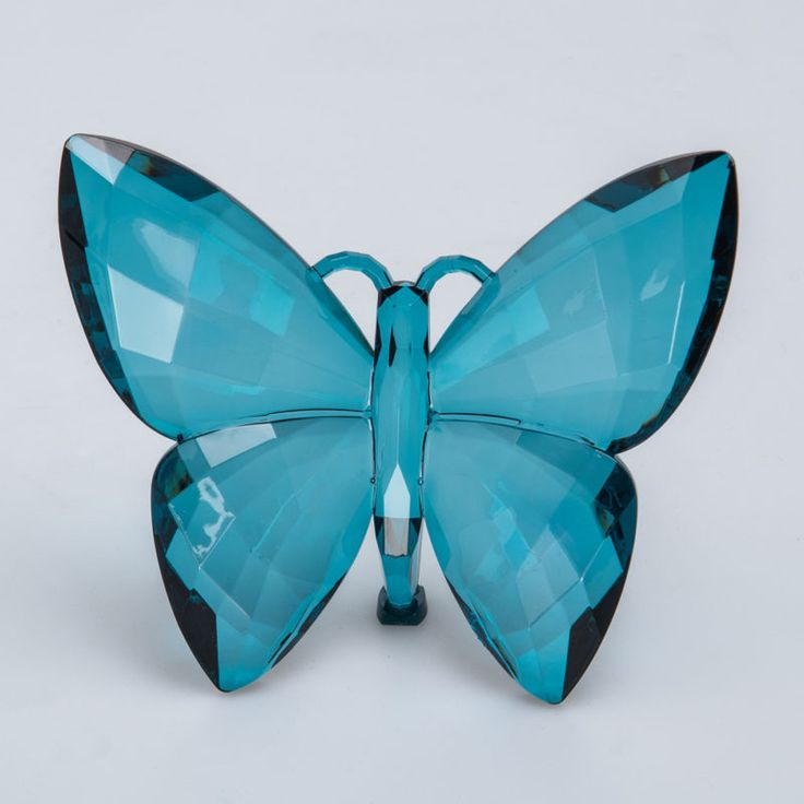 Decorative Butterfly  Turquoise