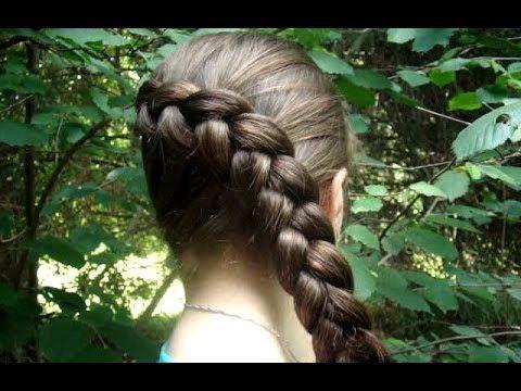 Katniss Braid Tutorial #katniss #braid