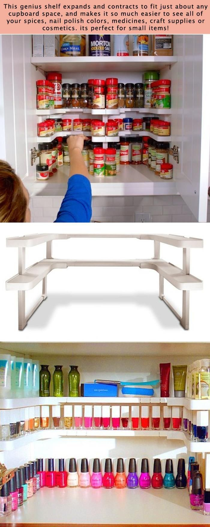 best 20 spice cabinet organize ideas on pinterest small kitchen decorating ideas lazy susan. Black Bedroom Furniture Sets. Home Design Ideas