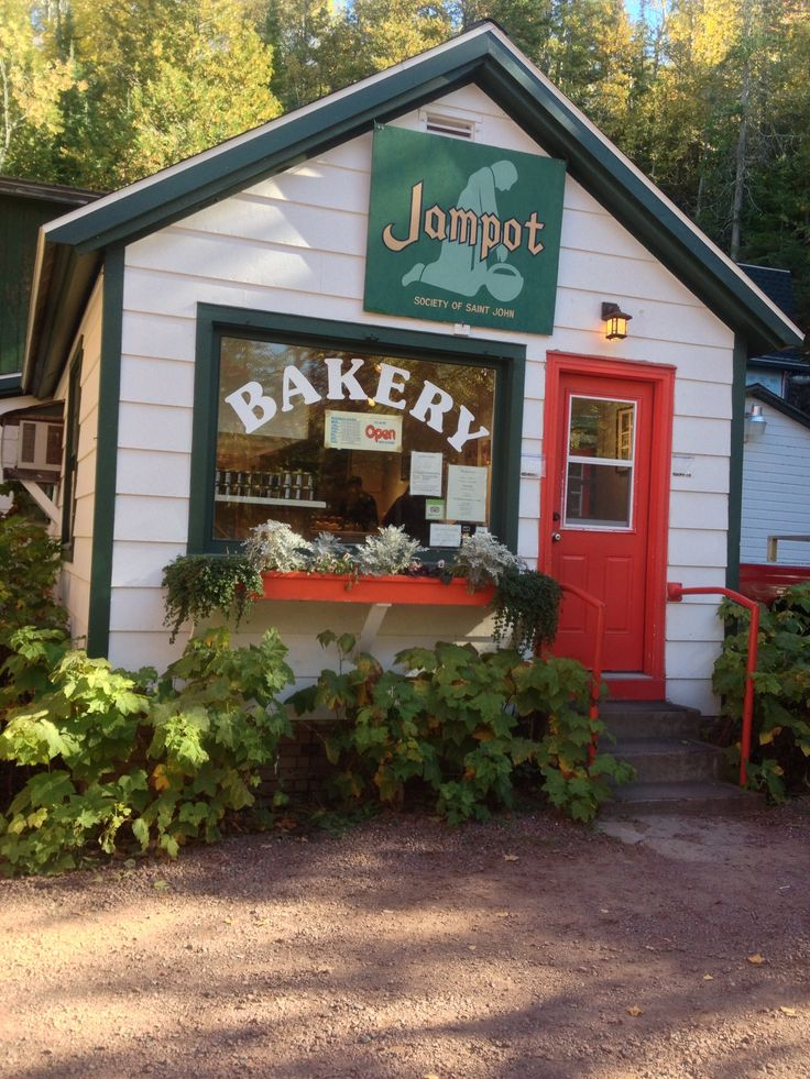 Jampot, copper harbor  A must see if you are in the area.