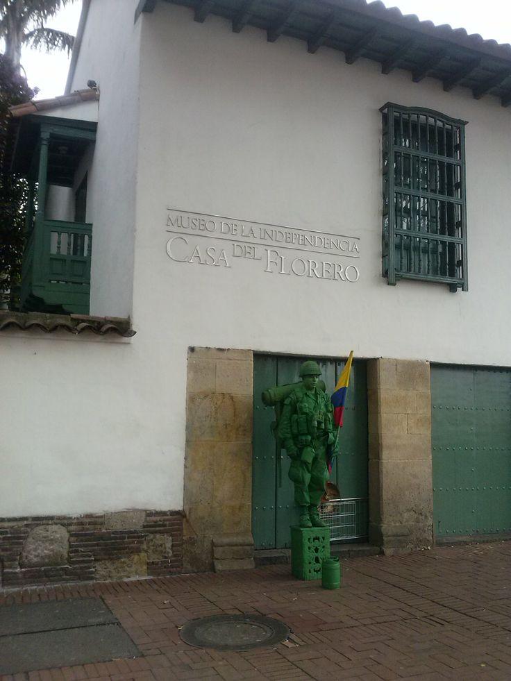 Casa Museo 20 de julio. Bogota. Colombia