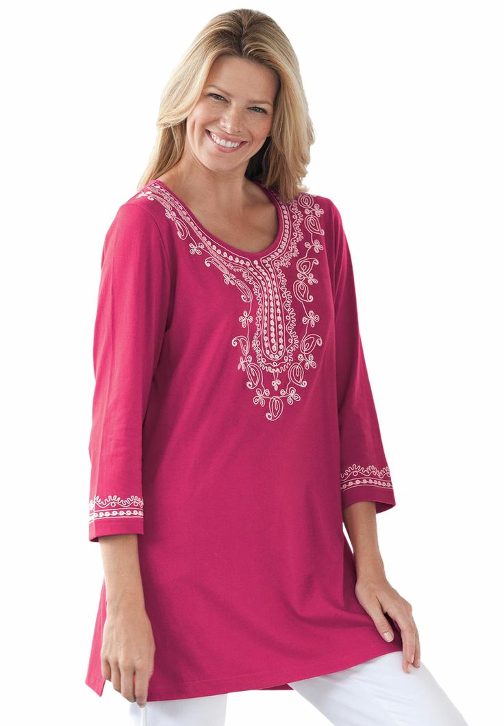 1000 Images About Tunics And Tops On Pinterest Tunic