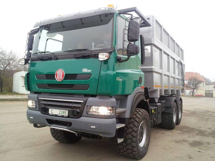 Tatra T158-8P5 R32 6x6.2 PHOENIX, EU 5