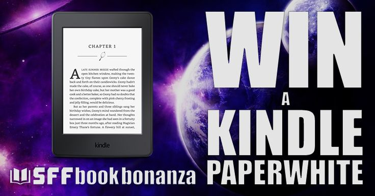 Kindle Paperwhite Giveaway – Jun 2017