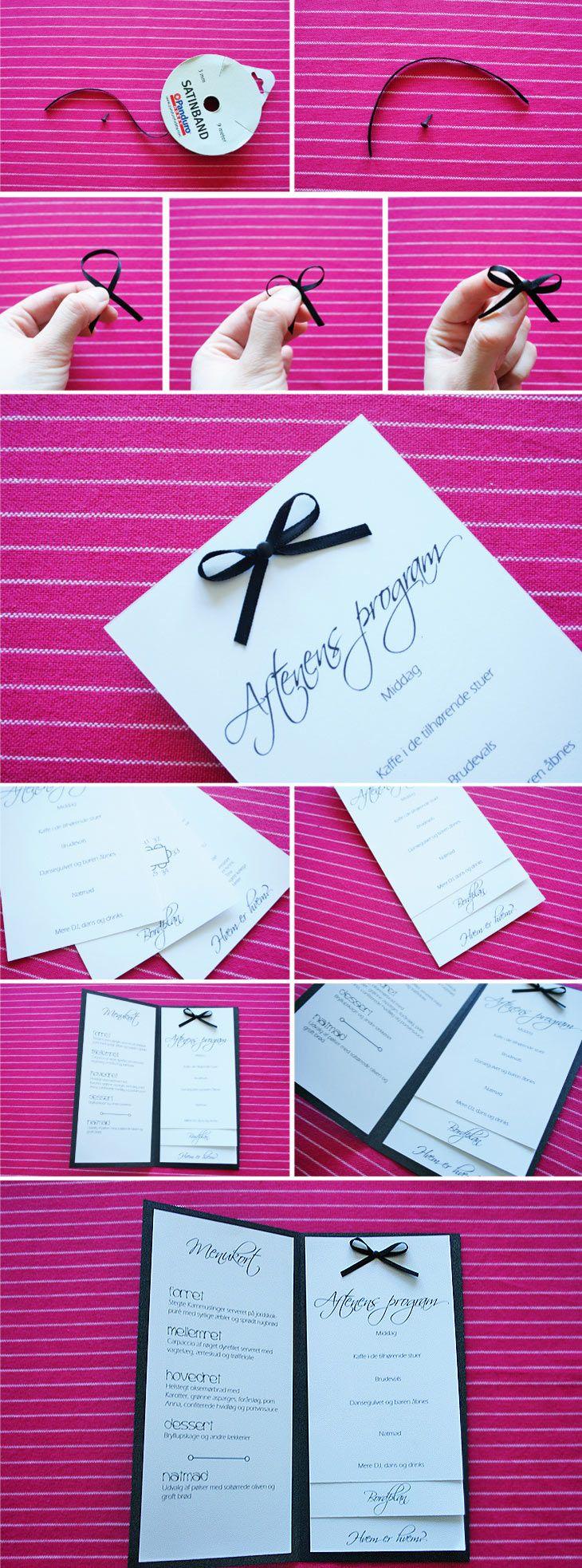 bordkort med information http://www.bryllupsklar.dk/diy/bordkort-bryllup.html