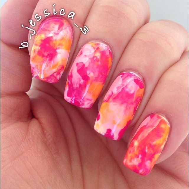 Nail Art Tangan: Instagram Photo By B_jessica_3 #nail #nails #nailart