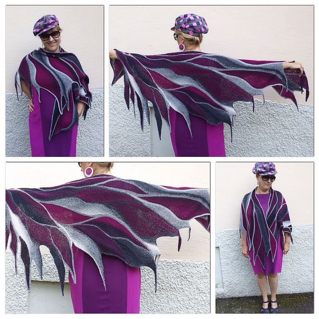 Ravelry: Luddskalle's Luddskalle's Phoenix is ready to fly