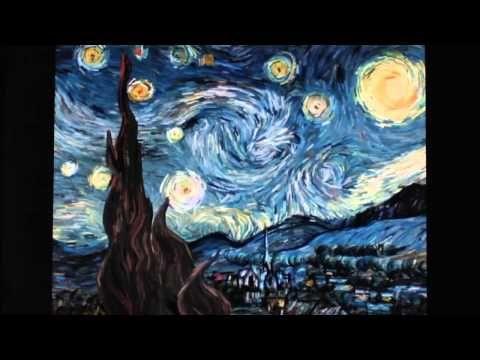 «Έναστρη Νύχτα»   Van Gogh - Interactive animation by Petros Vrellis.mp4