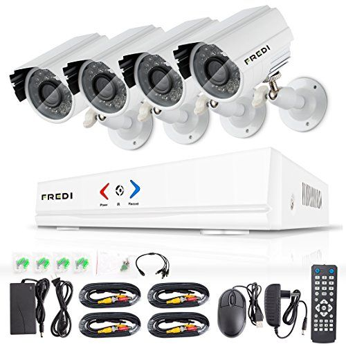 FREDI 4CH Security Camera System Full 960H DVR with 4x 800TVL Superior Night Vision IR Cut Leds indoor CCTV Camera (P2P Technology/E-Cloud Service,Without Hard Drive)  800TVL HD professional cameras High quality camera provide a crisp, clear, and smooth image utilizing 800 TV-lines of resolution. https://homeandgarden.boutiquecloset.com/product/fredi-4ch-security-camera-system-full-960h-dvr-with-4x-800tvl-superior-night-vision-ir-cut-leds-indoor-cctv-camera-p2p-technology-e-c