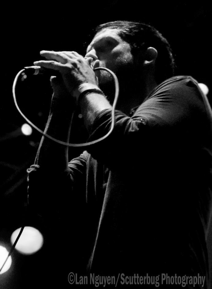 Kenny #Cromwell #Singer #Singing #microphone #music #live #band