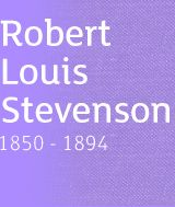 Robert Louis Stevenson, 1850-1894 from National Library of Scotland