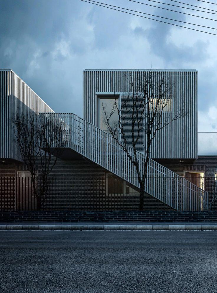 Residencia para Estudiantes Fontaudin / Nadau Lavergne Architects 9c – Plataforma Arquitectura