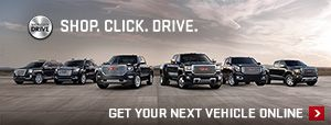 Learn more about the simple, innovative way to shop for a GMC vehicle online at participating dealers with Shop. Click. Drive.
