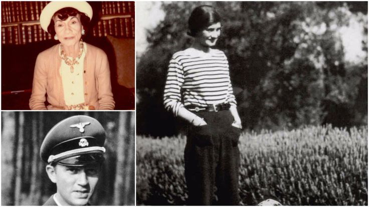 Coco Chanel: Suspicion builds that the little black dress was in the Gestapo's bedroom
