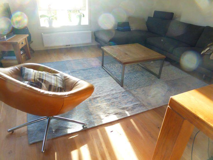 Mooi karpet: Wat een plaatje! De Cameo Collection Multi Gustavian Blue 8237 van Louis de Poortere http://www.vloerkledenwinkel.nl/category/Retro-vloerkleed/product/Cameo-Collection-Multi-Gustavian-Blue-8237
