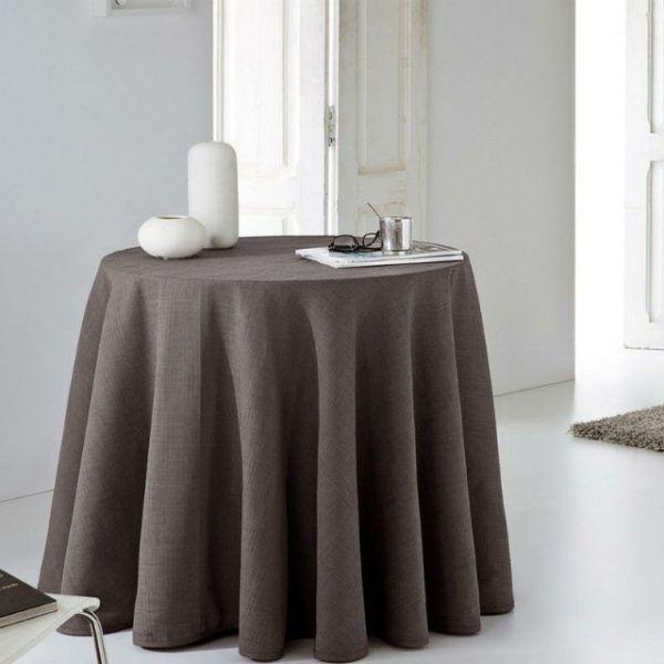 Cómo hacer una falda para mesa camilla rectangular
