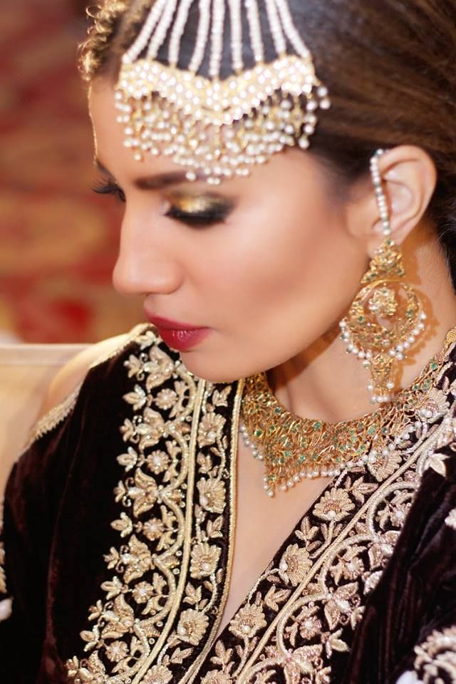 PFDC L'Oreal Paris Bridal Week F/W16 -> backstage - High Fashion Pakistan