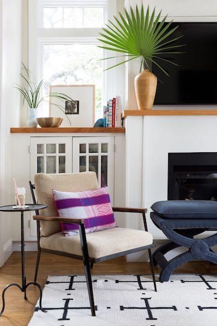 Fireplace Pairings in 2018 Living Room Designs Pinterest Home