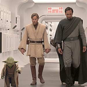 Bail with Obi-Wan and Yoda ;-)~❤~