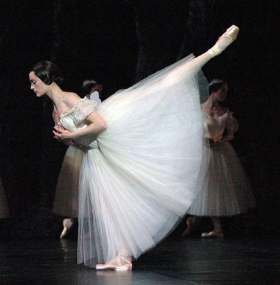 Aurélie Dupont, directrice du ballet de l'Opéra de Paris