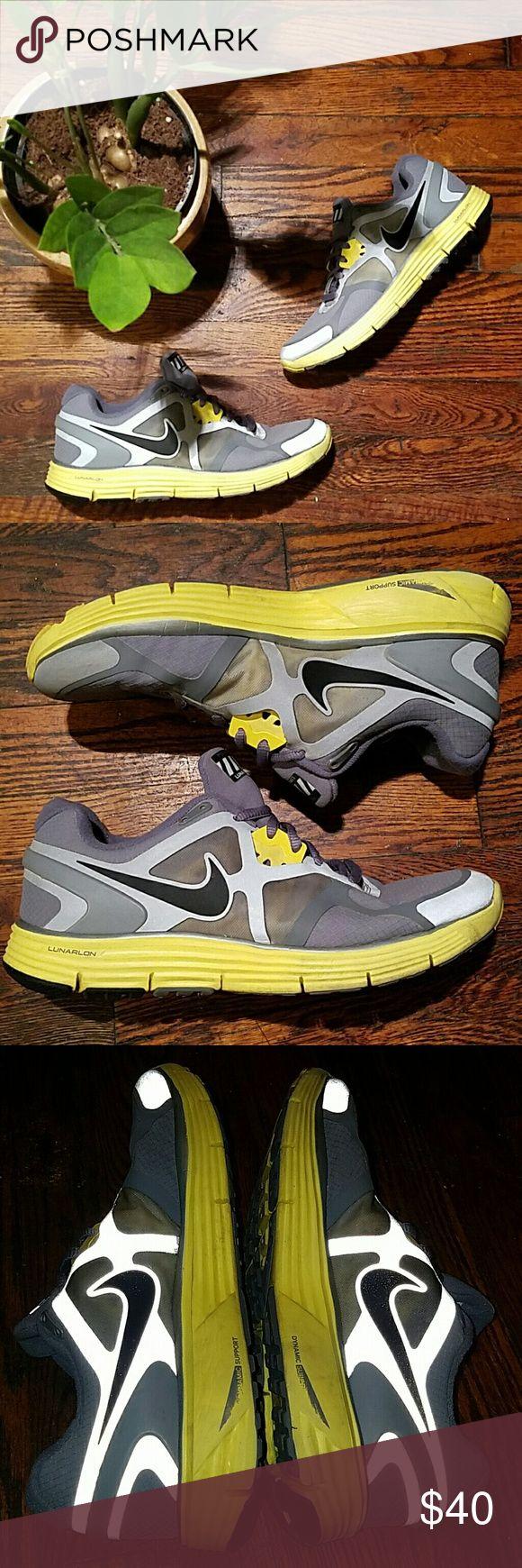 f14e2cac63f64 Zapatillas Nike Lunarglide 3 Shield