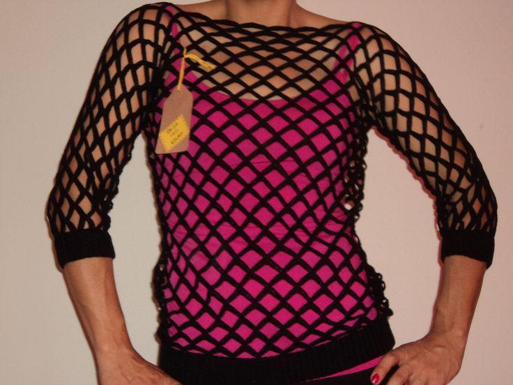 Blusa tejida a crochet | Blusas | Pinterest | Crochet