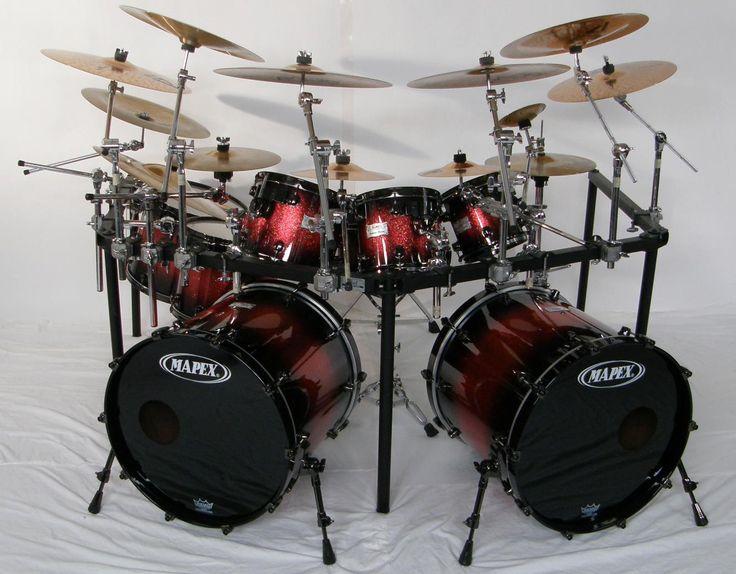 370 best for the stujo images on pinterest drum sets drum kit and music instruments. Black Bedroom Furniture Sets. Home Design Ideas
