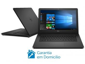 "Notebook Dell Inspiron i14-5458-B32P Intel Core - i5 4GB 500GB LED 14"" Windows 10"
