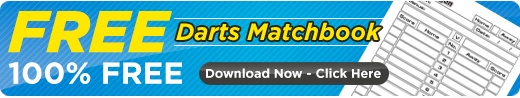 Free Darts Match book its awesome for anyone who wants to score league games etc