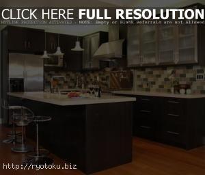 desain ruang dapur minimalis modern yang cantik Dapur yang bagus dan indah
