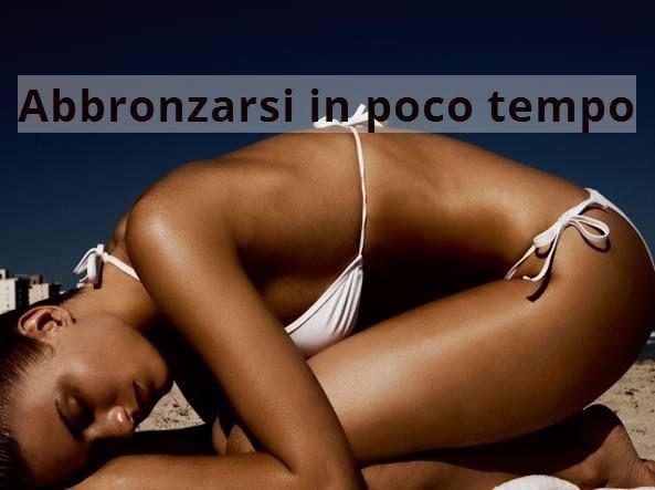 Abbronzatura last minute: come rendere la pelle scura in poco tempo - http://www.wdonna.it/abbronzatura-last-minute/75511?utm_source=PN&utm_medium=Gossip&utm_campaign=75511