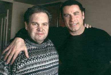TRAVOLTA AND ME ... YOU FIGURE OUT WHO IS WHO !