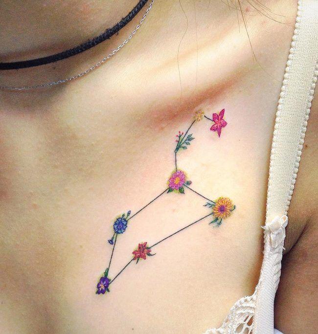 Leo Constellation Tattoo: The 25+ Best Leo Constellation Tattoo Ideas On Pinterest
