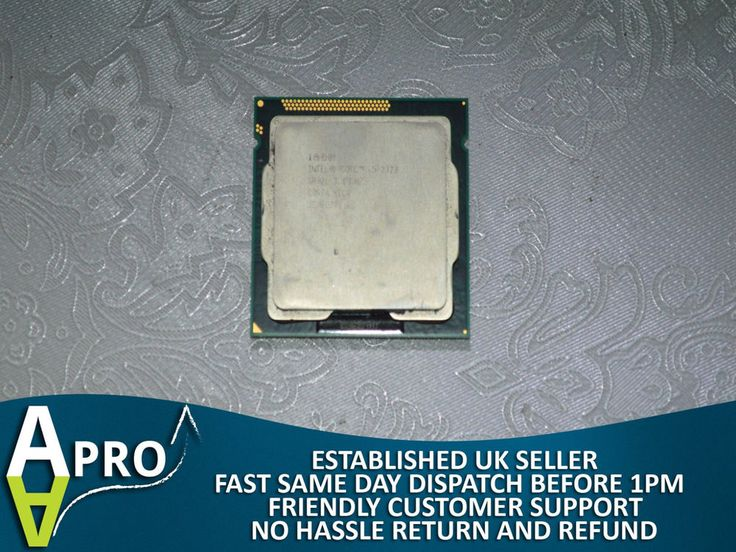 SR02L - INTEL CORE i5-2320 3.0/6 LGA 1155 PROCESSOR CPU - UK SELLER #Intel