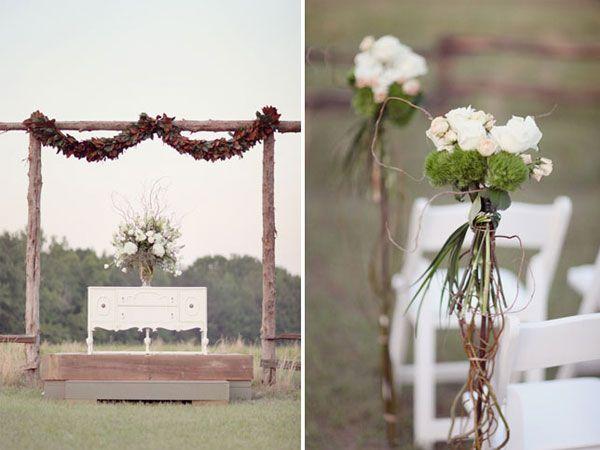 hermosa prgolas boda contextos de la boda ceremonia de la boda ceremonia de teln de fondo bodas sencillas bodas verdes ceremonia al aire libre