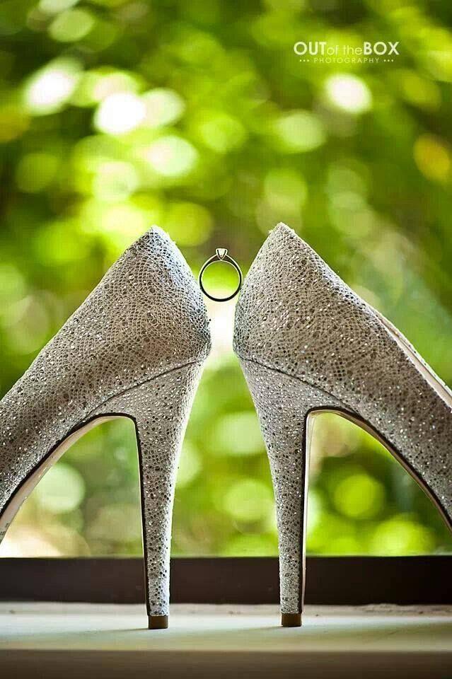 gorgeous bridal shoes